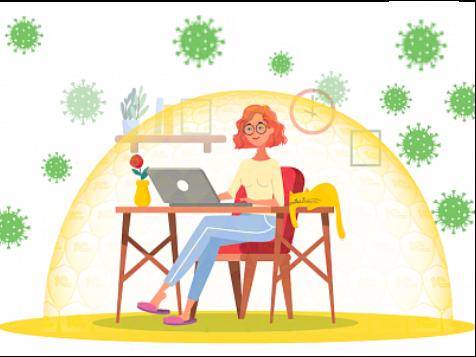 Бухгалтеры работают издома: ответы «1С» для условий коронавируса